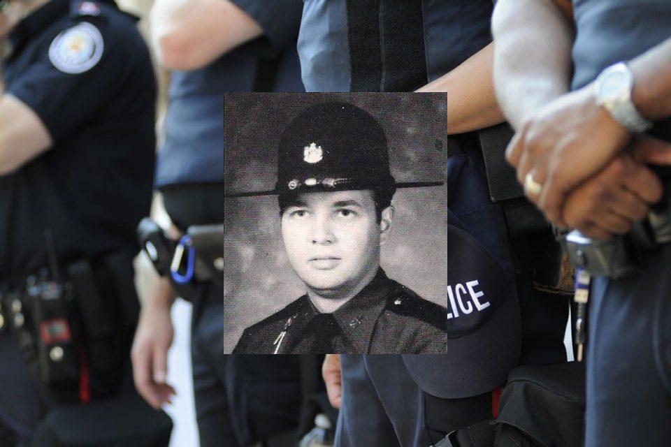 In Memory of Detective Giles Landry
