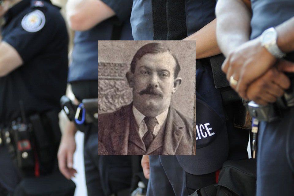 In Memory of Officer Charles Henry Edwards Jr.