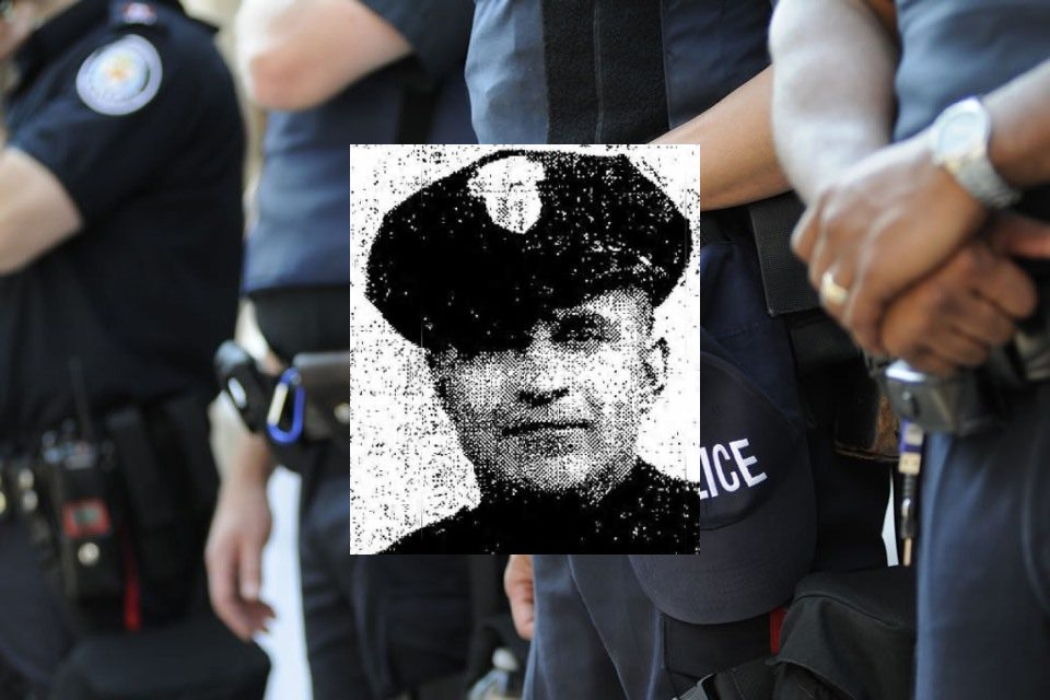 In Memory of Patrolman Raymond Leslie Munson