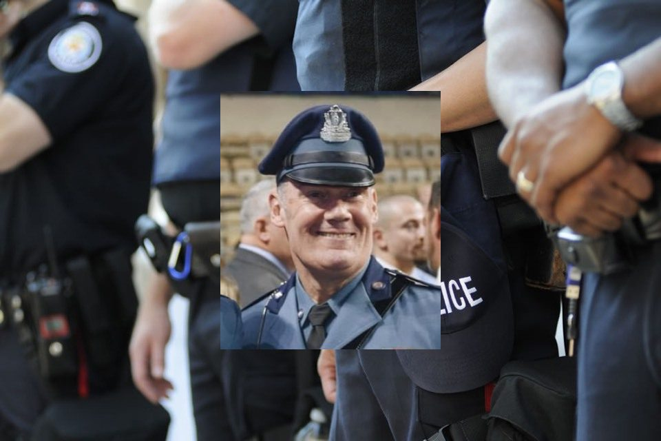 In Memory of Officer Thomas Devlin