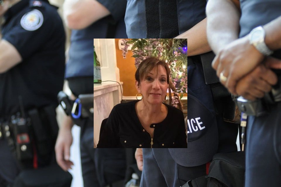 In Memory of Deputy U.S. Marshal Betty Ann Pascarella