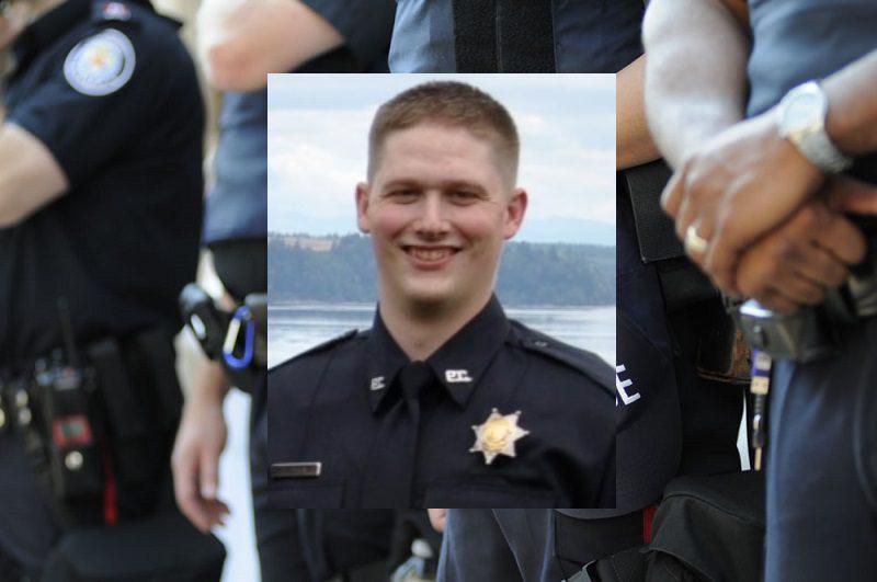 In Memory of Deputy Sheriff Cooper Dyson