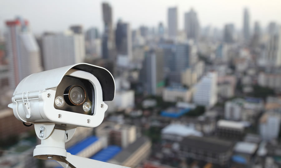 CCTV and Retail Shopping Center Security