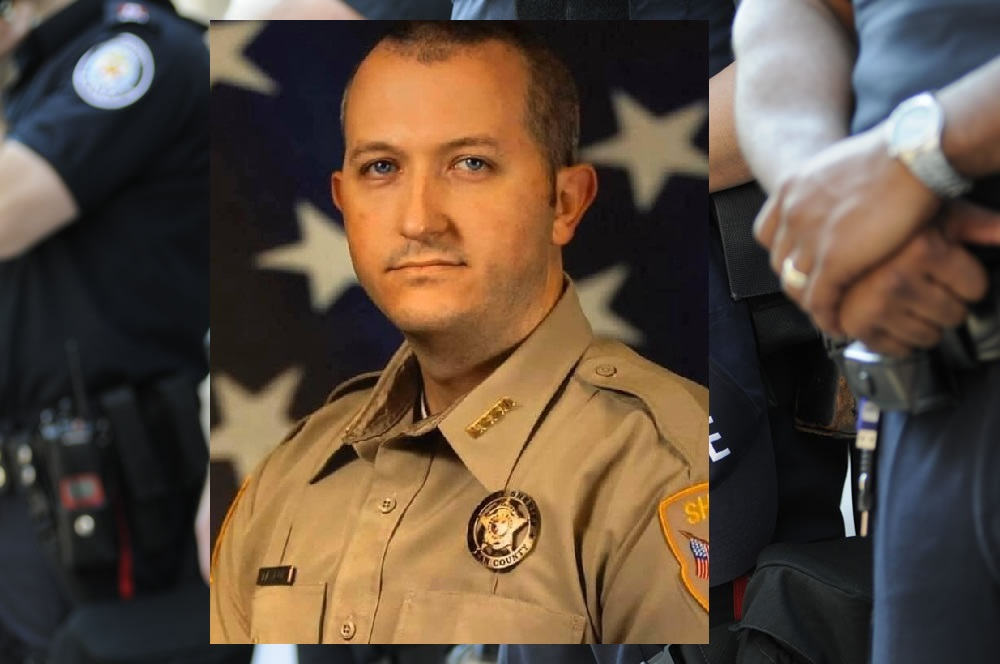 In Memory of Deputy Sheriff Jarid Taylor