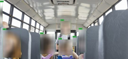 Protecting Student Identity on School Bus Video Systems