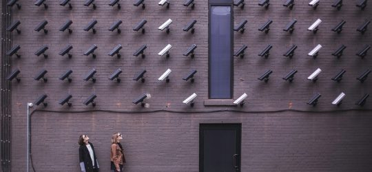 1984 Mass Surveillance is Here