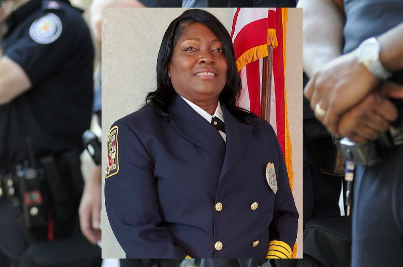 In Memory of Assistant Chief Gail Green-Gilliam