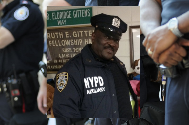 In Memory of Auxiliary Police Officer Lynford Chambers