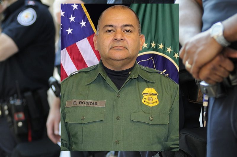 In Memory of Border Patrol Agent Enrique J. Rositas, Jr.