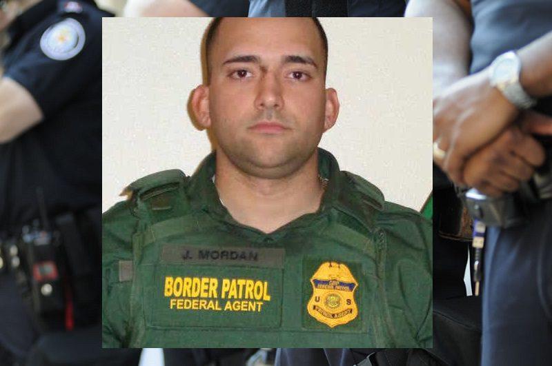 In Memory of Border Patrol Agent Johan Mordan