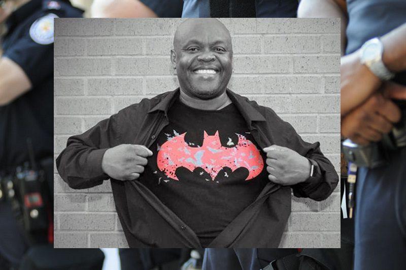 In Memory of Corrections Officer V Jonathon Keith Goodman