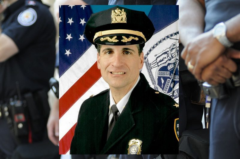 In Memory of Deputy Chief Vincent A. DeMarino