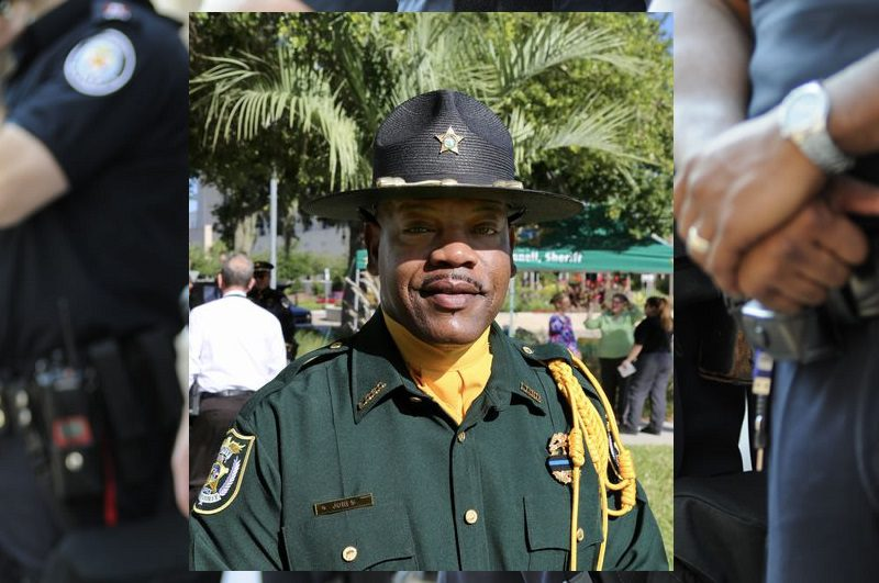 In Memory of Master Detention Deputy Lynn Jones