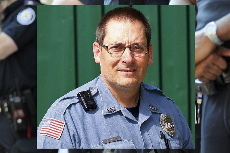 In Memory of Patrolman Gary Walker