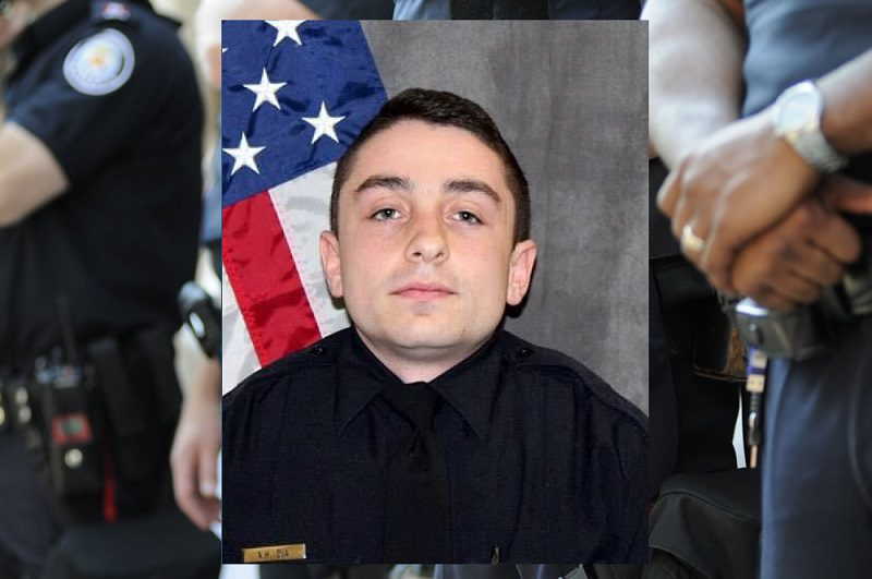 In Memory of Police Officer Anthony Dia