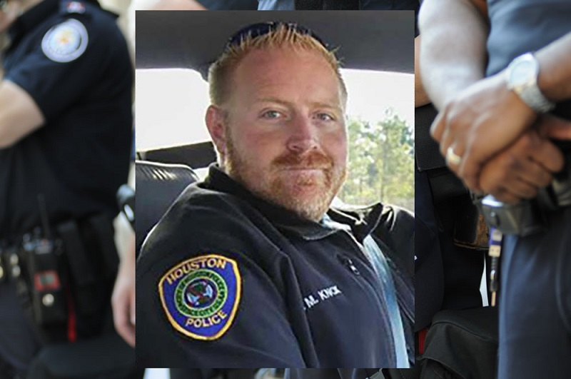 In Memory of Police Officer Jason Knox