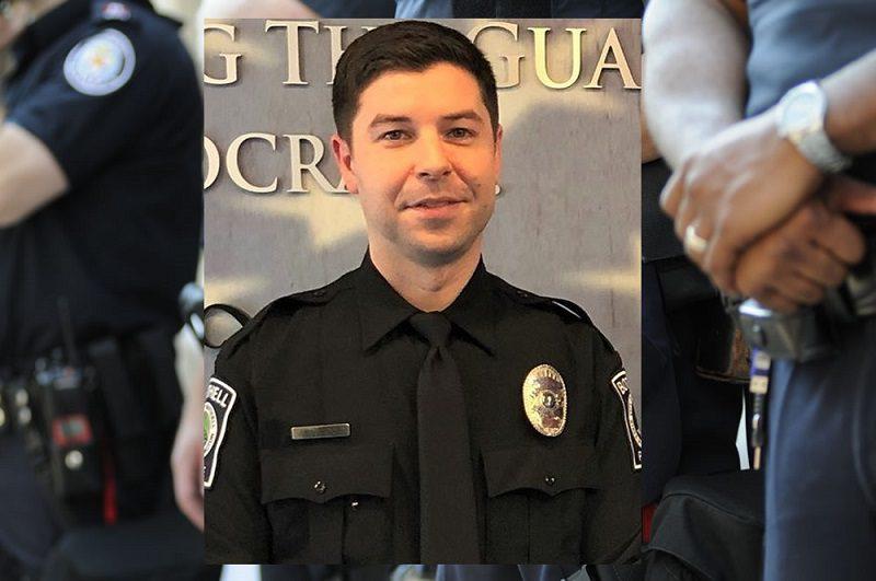 In Memory of Police Officer Jonathan Shoop