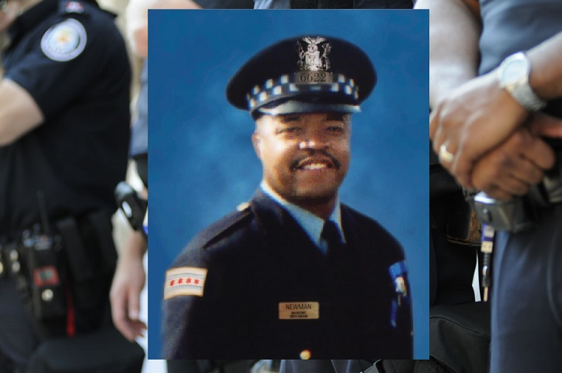 In Memory of Police Officer Ronald Newman
