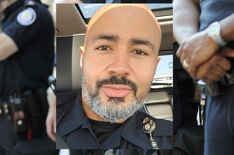 In Memory of Officer Omar E. Palmer
