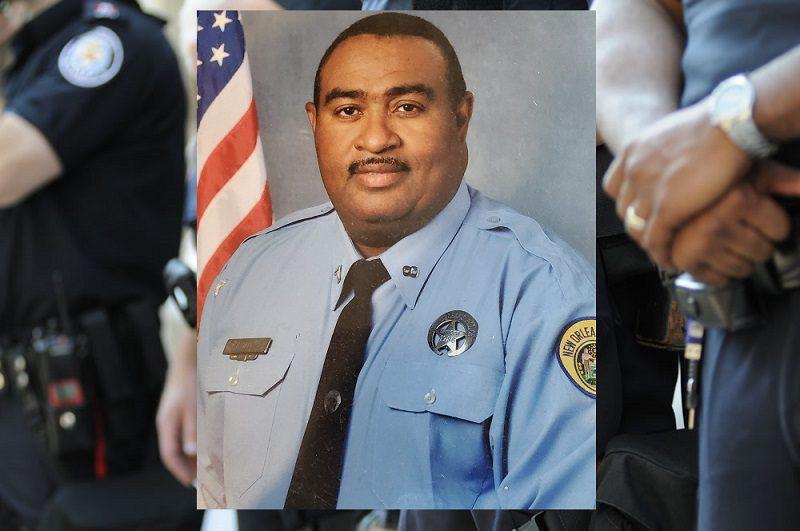 In Memory of Senior Police Officer Mark Hall, Sr.
