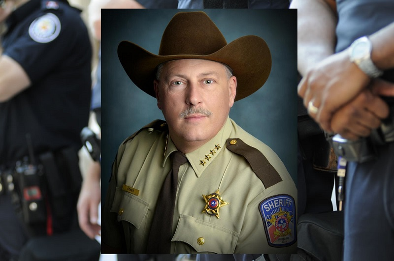 In Memory of Sheriff Kirk A. Coker