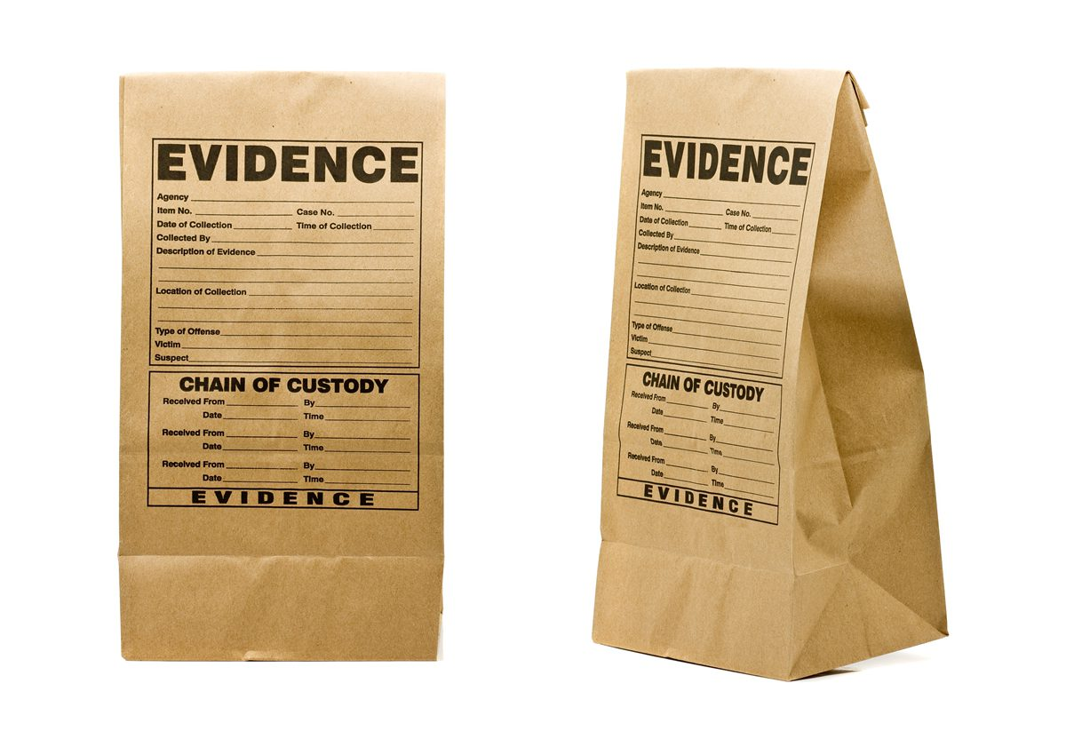 Evidence Management | Differences Between Chain of Custody & Audit Trails