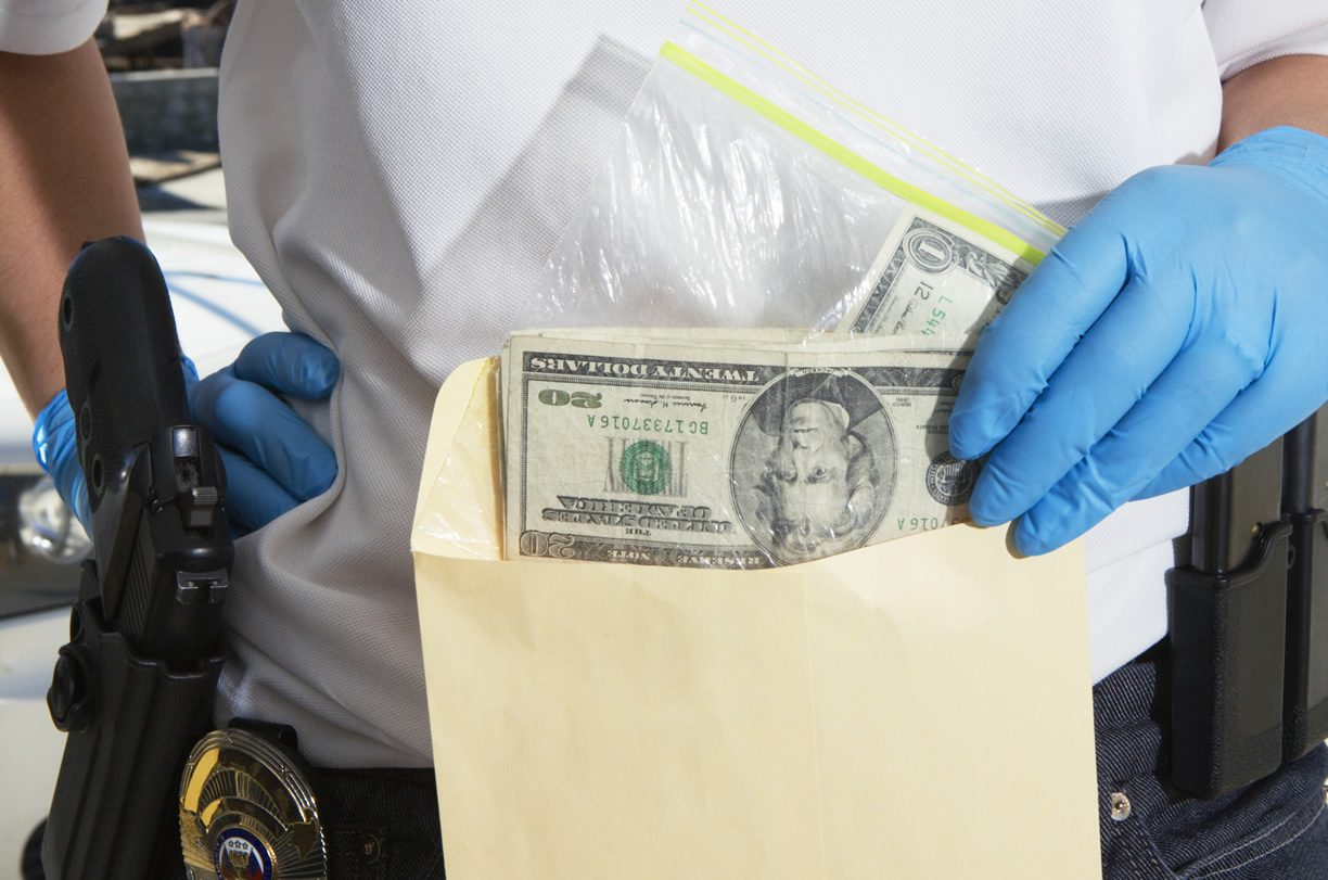 Evidence Training | Currency Handling, Packaging, and Storing Standards