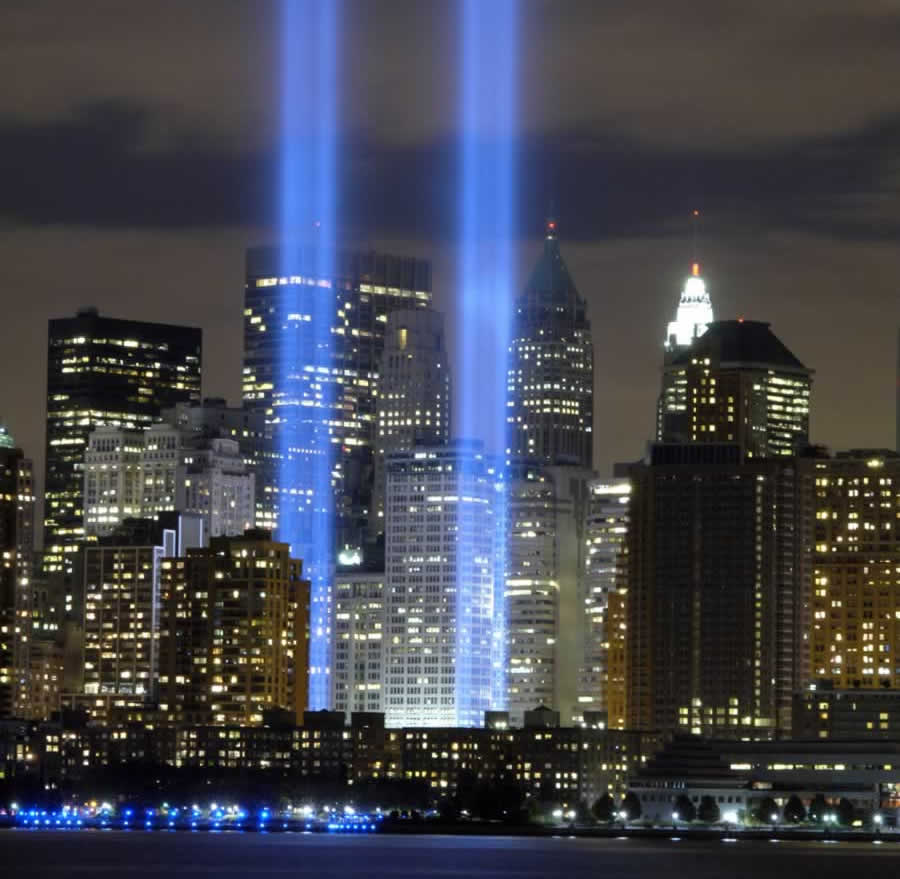 In Memory of 9/11/2001 Rescue Workers
