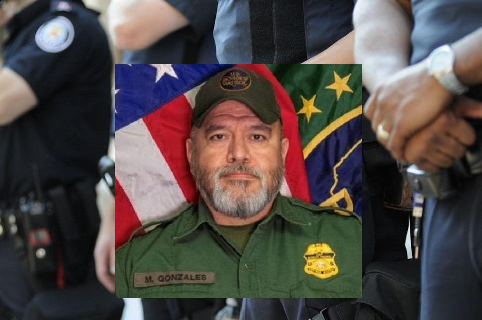 In Memory of Border Patrol Agent Marco A. Gonzales