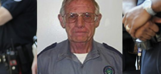 In Memory of Correctional Officer Donald E. Parker