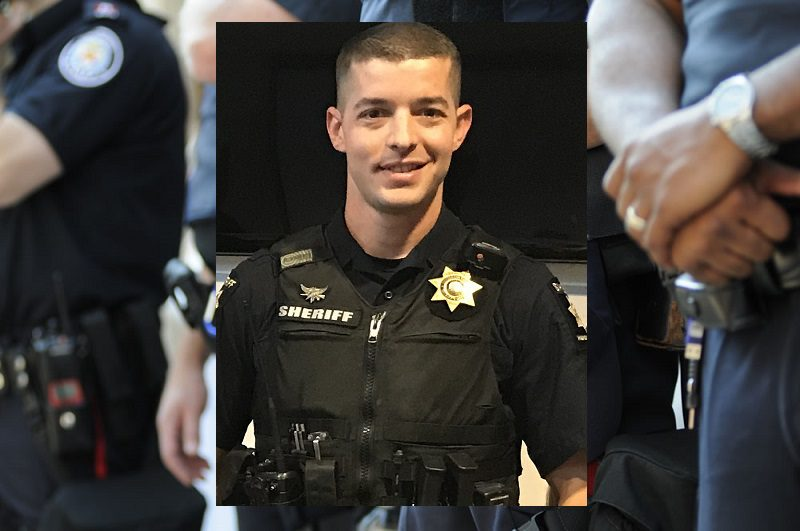 In Memory of Deputy Sheriff Ryan Hendrix