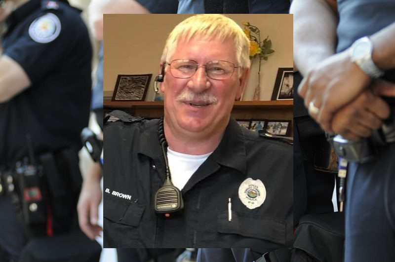 In Memory of Police Officer Bryan Brown