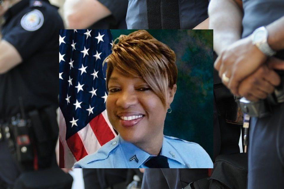 In Memory of Senior Police Officer Sharon Williams