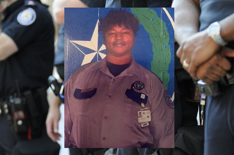 In Memory of Corrections Officer V Elizabeth Jones