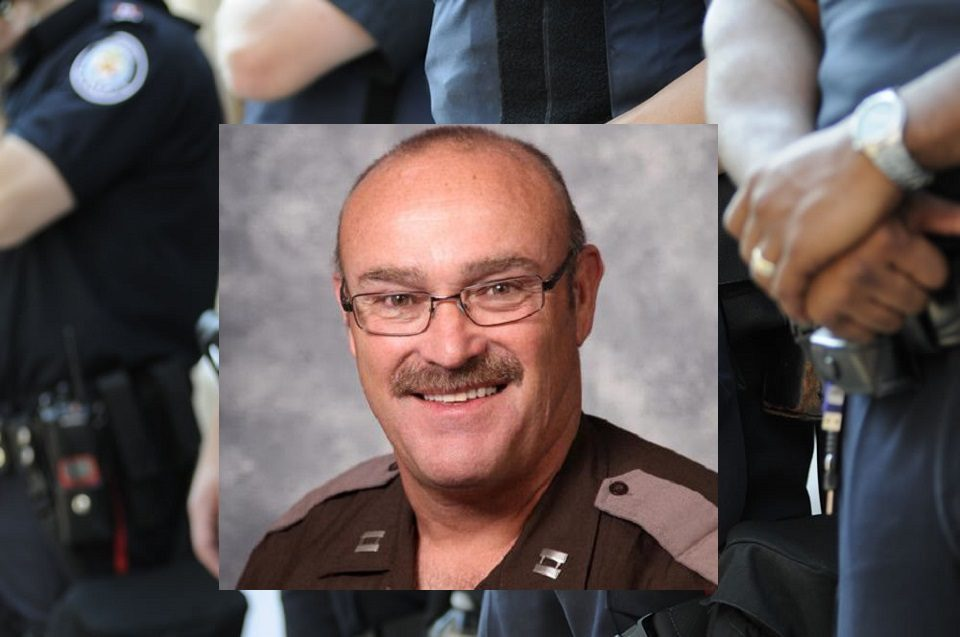 In Memory of Captain Jeff Sewell