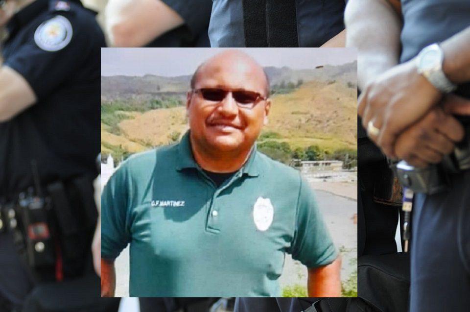 In Memory of Correctional Officer Glen F. Martinez