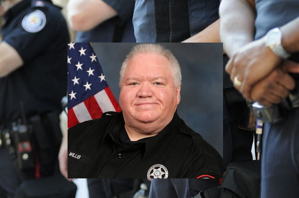 In Memory of Detention Officer Dwight Willis