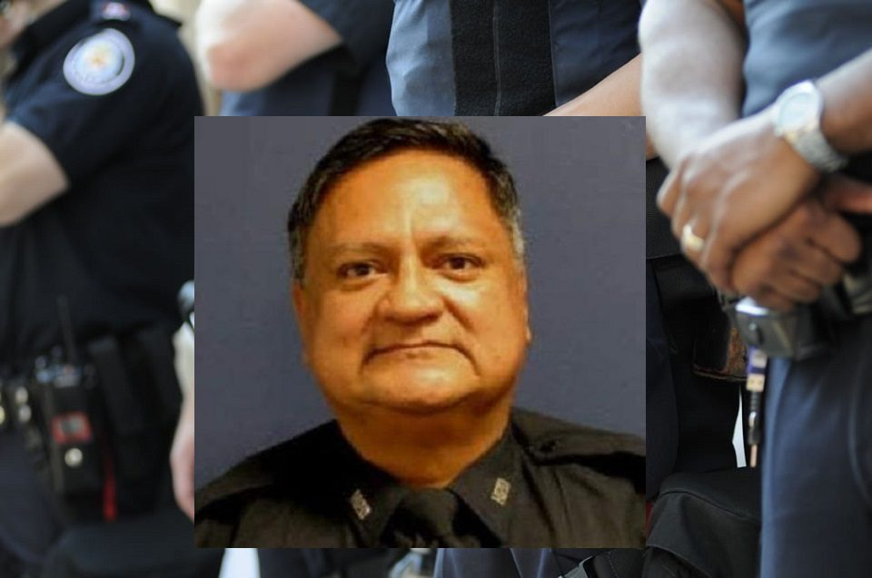 In Memory of Senior Police Officer Ernest Leal, Jr.