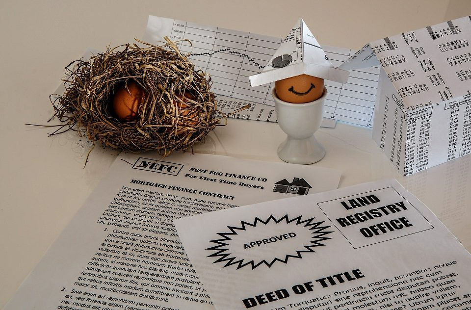 Real Estate and Redaction Rules