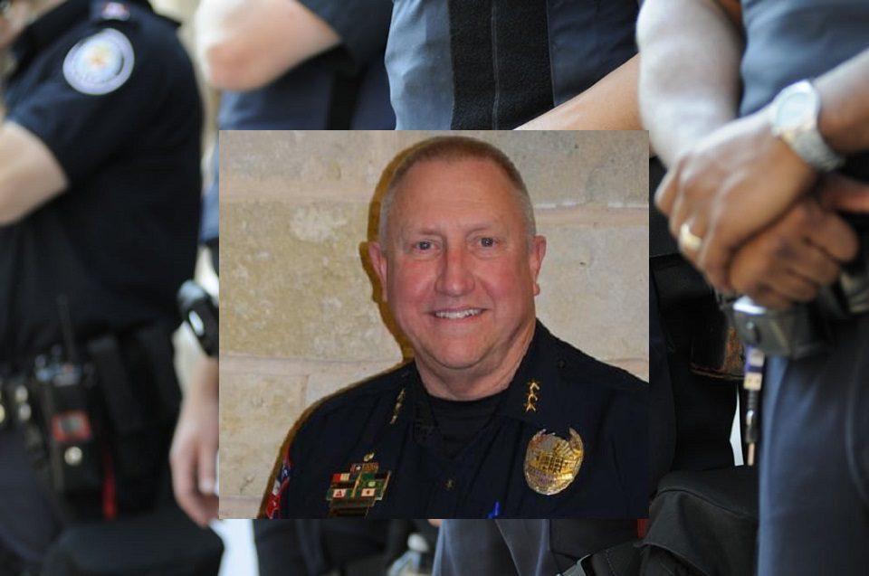 In Memory of Chief Deputy Constable M. Wayne Rhodes