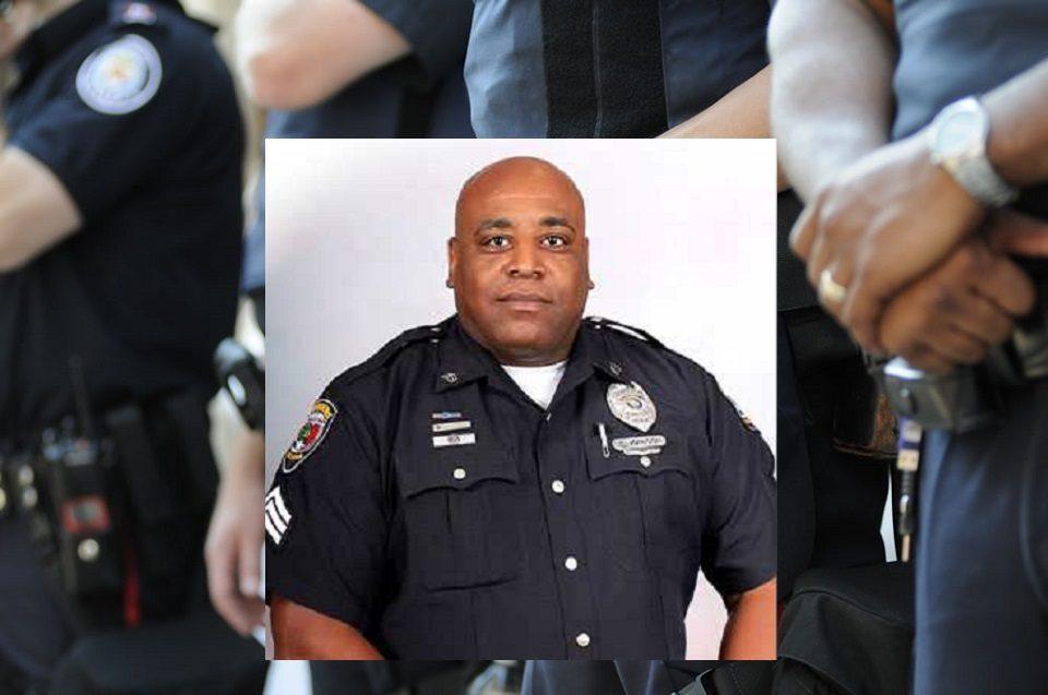 In Memory of Detective Sergeant TeJuan Johnson