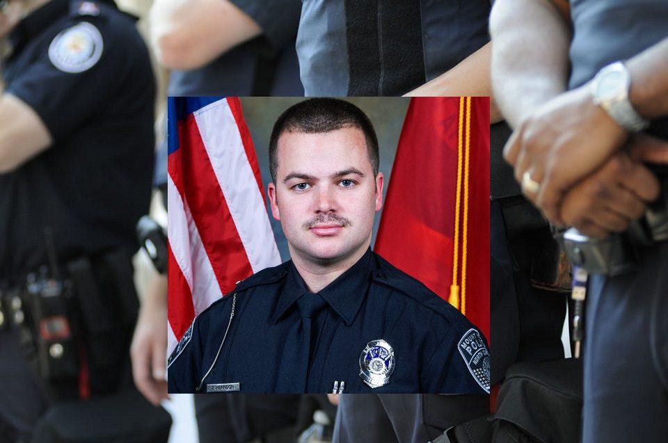 In Memory of Police Officer Tyler Avery Herndon
