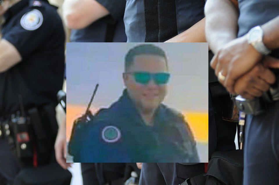 In Memory of Agent Eliezer Hernández-Cartagena
