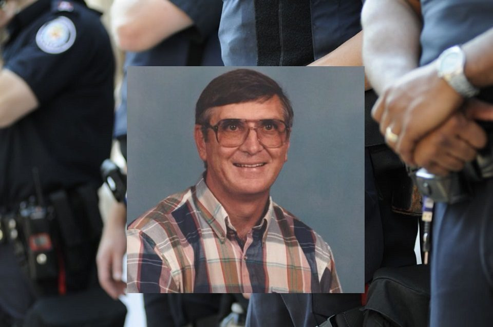 "In Memory of Corrections Officer IV Harold Paul ""Skip"" Smith, Sr."