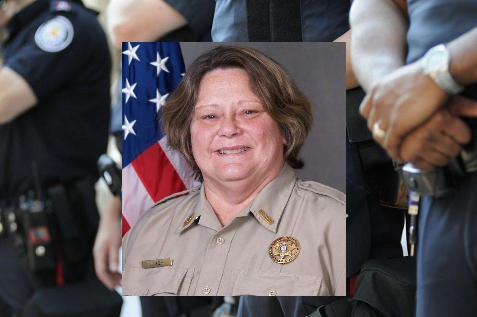 In Memory of Deputy Sheriff Jane Alice Ash