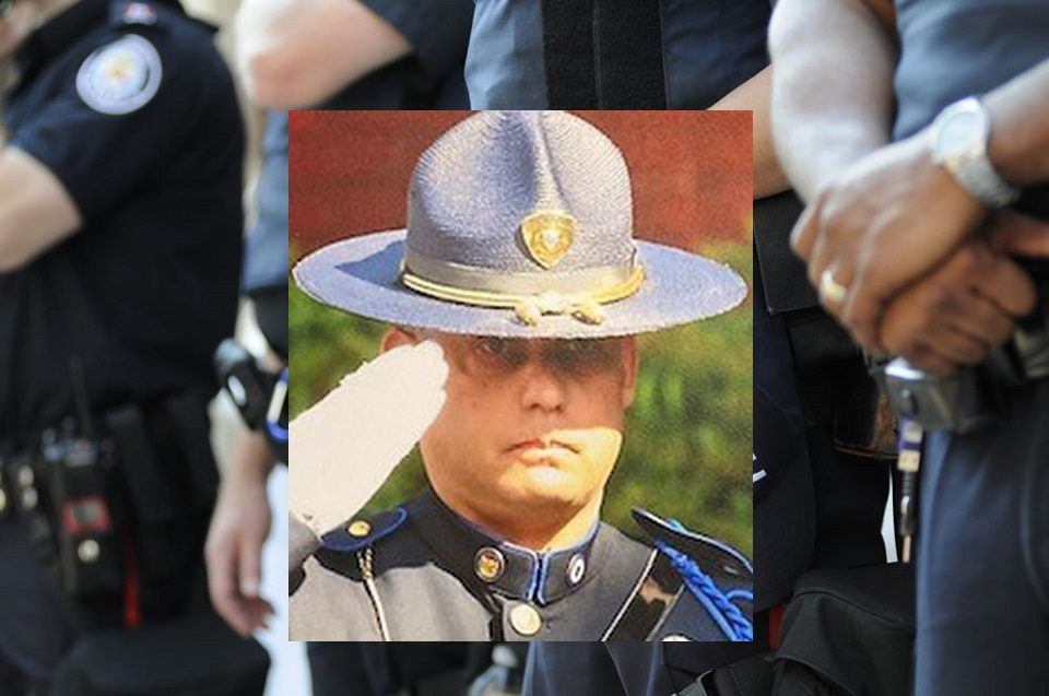 In Memory of Detective Sergeant Stephen R. Desfosses
