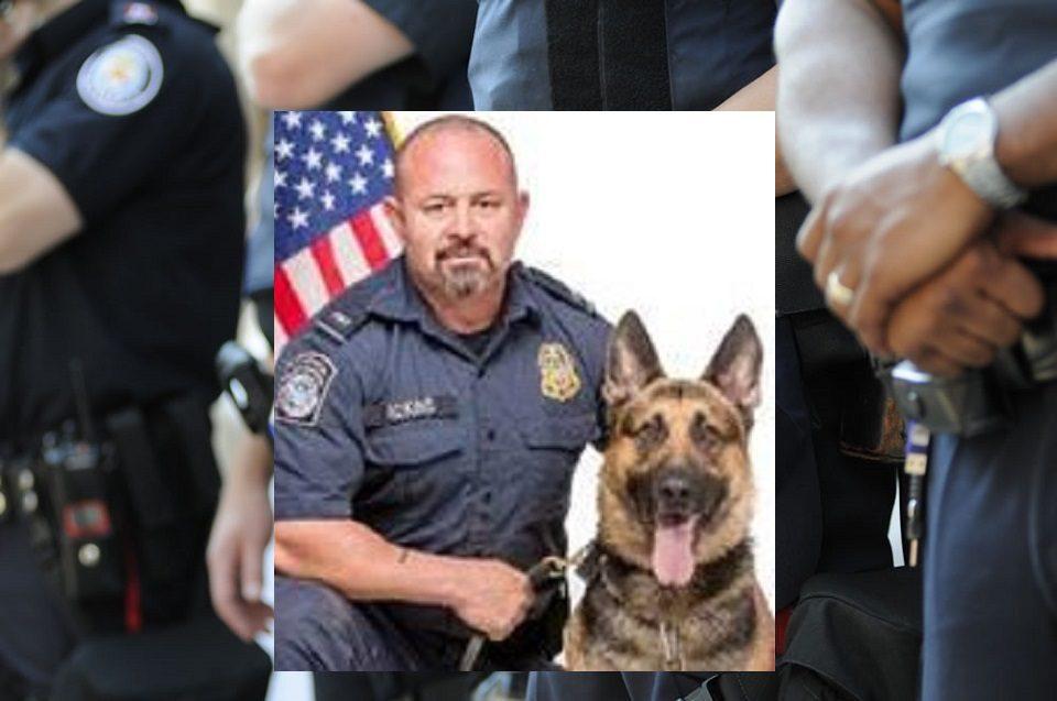 In Memory of Officer Troy Allen Adkins
