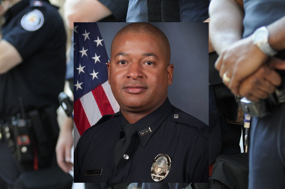 """In Memory of Police Officer Martez """"Tez"""" Hughes"""