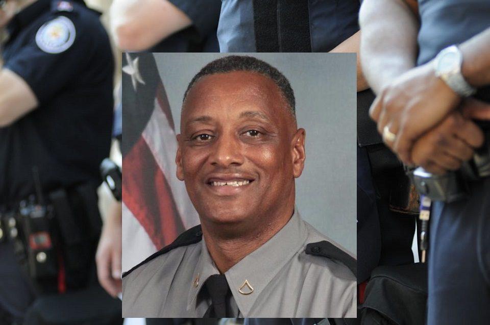 "In Memory of Police Officer Melton ""Fox"" Gore"