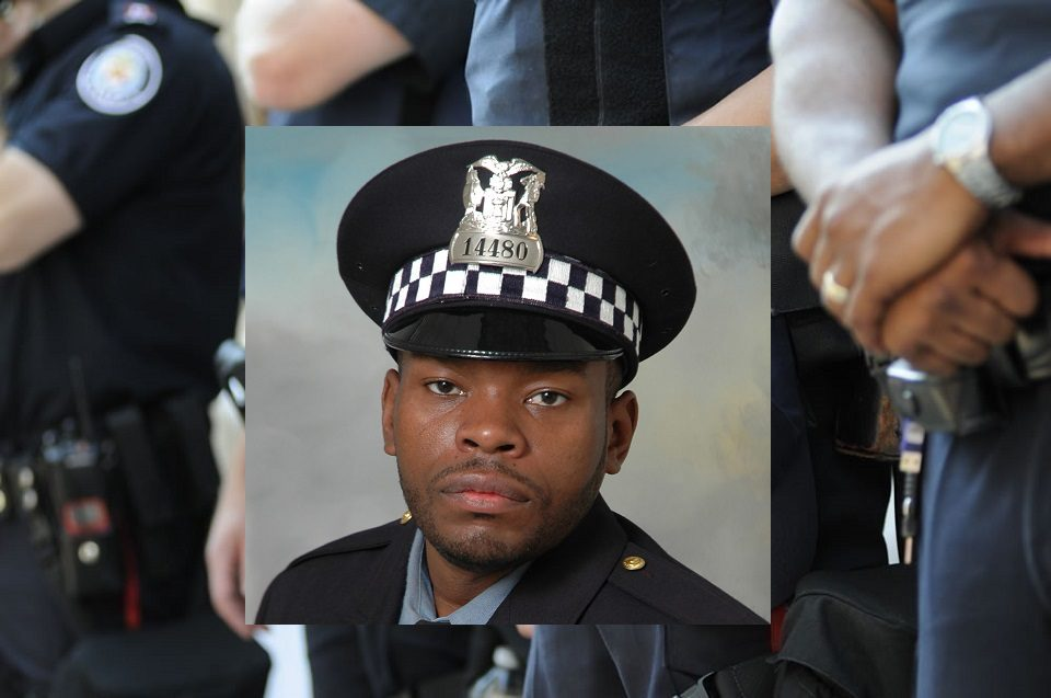 In Memory of Police Officer Titus Moore
